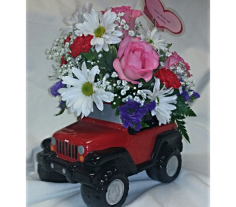 YOU DRIVE ME CRAZY in Hagerstown MD, Chas. A. Gibney Florist & Greenhouse