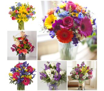 Designers Choice- Spring Mix    in Harrisonburg VA, Blakemore's Flowers, LLC