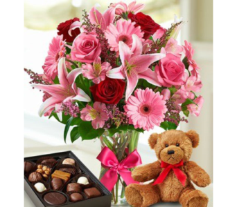 Valentine Surprise� in Homer NY, Arnold's Florist & Greenhouses & Gifts