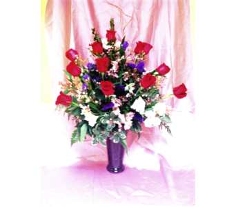 High Style Dozen  in Florence AL, Kaleidoscope Florist & Designs