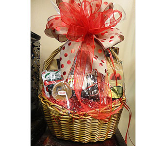 Chocolate Lover's Basket in Tampa FL, Buds, Blooms & Beyond