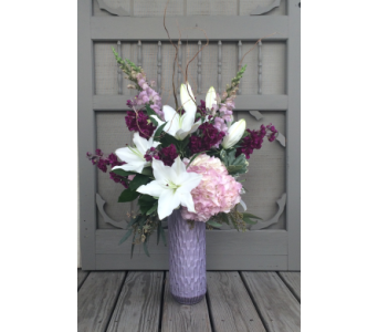Luscious in Lavender in Covington KY, Jackson Florist, Inc.