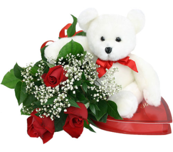 Valentine Bundle in Kingston ON, Blossoms Florist & Boutique