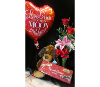 special valentine 4 in Bismarck ND, Dutch Mill Florist, Inc.