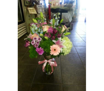 Assorted Arrangement in Carlsbad CA, El Camino Florist & Gifts