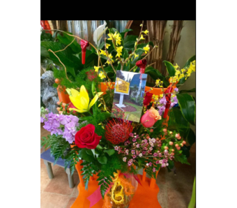 It is all about the Party in Vero Beach FL, Artistic First Florist
