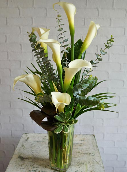 Callas Calling in Clarks Summit PA, McCarthy-White's Flowers
