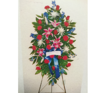Patriotic Mix in Canton TX, Billie Rose Floral & Gifts