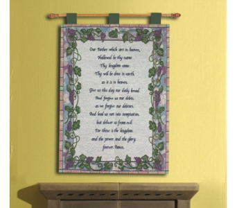 The Lord's Prayer in Southgate MI, Floral Designs By Marcia