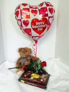 SweetheartPackage in Chalfont PA, Bonnie's Flowers