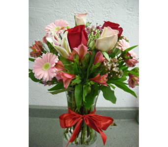 Valentine's Day Mix in Bensalem PA, Just Because...Flowers