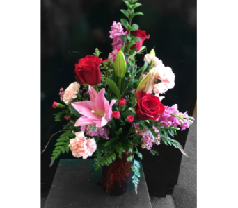 CUPID ROMANCE  in Missouri City TX, Flowers By Adela