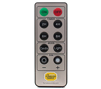 REMOTE CONTROL FOR FLAMELESS CANDLES in Muskegon MI, Wasserman's Flower Shop