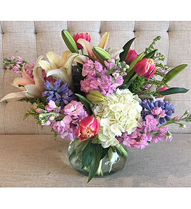 Shades of Spring in Charleston SC, Tiger Lily Florist Inc.