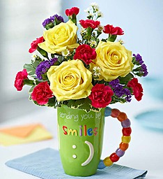 Smile Mugable in Port Charlotte FL, Punta Gorda Florist Inc.