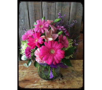 YOU MAKE ME BLUSH in Missouri City TX, Flowers By Adela