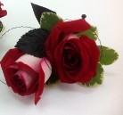 2 rose boutonniere  in Sitka AK, Bev's Flowers & Gifts