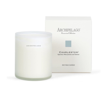 Archipelago Soy Candle-CHARLESTON SCENT in Dunwoody GA, Blooms of Dunwoody