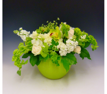 Green Love in Kirkland WA, Fena Flowers, Inc.