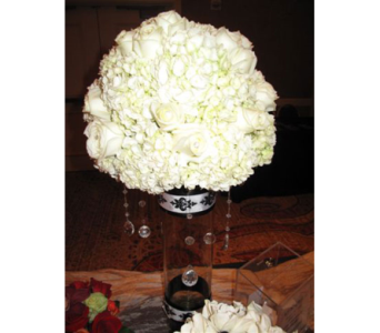 Hydrangea Ball in Campbell CA, Citti's Florists