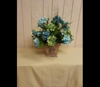 Wreaths and silks delivery voorhees nj natures gift flower shop hydrangea blooms in voorhees nj natures gift flower shop mightylinksfo