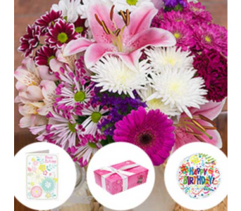 BIRTHDAY PACKAGE! in Needham MA, Needham Florist