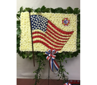 flag in Brooklyn NY, Parkway Flower Shop