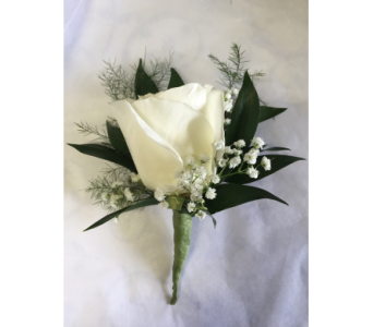 Rose Boutonniere in Philadelphia PA, Schmidt's Florist & Greenhouses