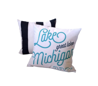 Great Lakes Pillow in Muskegon MI, Wasserman's Flower Shop