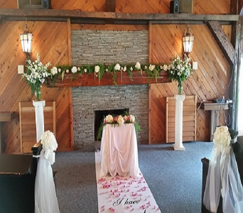Altar dans Watertown CT, Agnew Florist