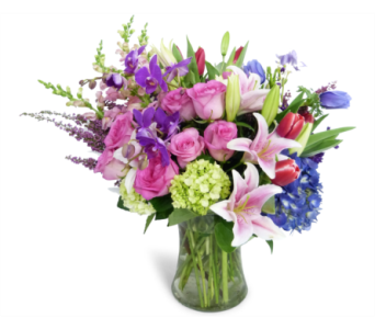 Luxurious Lady in Silver Spring MD, Bell Flowers, Inc