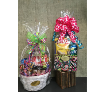 Goodie Baskets in Meridian MS, Saxon's Flowers and Gifts