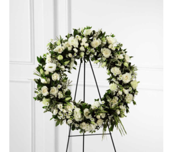 Splendor Wreath in Bowmanville ON, Van Belle Floral Shoppes