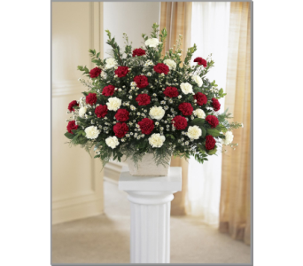 Devotion Arrangement in Bowmanville ON, Van Belle Floral Shoppes