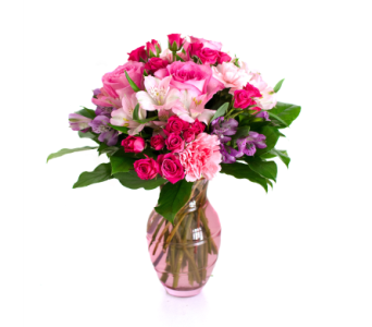 Heart of Pink in Nashville TN, Emma's Flowers & Gifts, Inc.