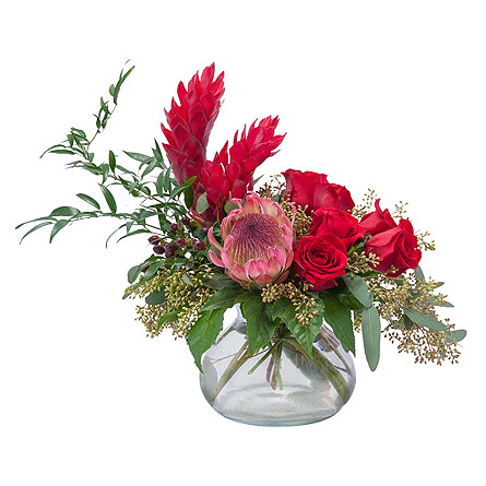 A Touch of Tropics in Huntington IN, Town & Country Flowers & Gifts