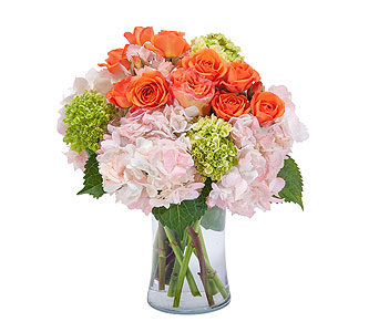 Beauty in Blossom in Mount Morris MI, June's Floral Company & Fruit Bouquets