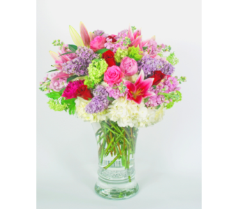 Wondrous Beauty Luxury Bouquet in Hollywood FL, Al's Florist & Gifts