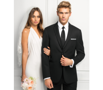 Black Sterling Wedding Suit in Quitman TX, Sweet Expressions