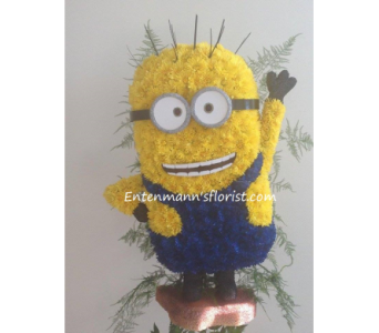 Minion in Jersey City NJ, Entenmann's Florist