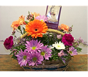 LILAC SURPRISE in Claremont NH, Colonial Florist