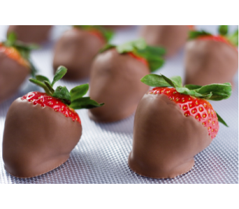 Chocolate Strawberries in Round Rock TX, Heart & Home Flowers