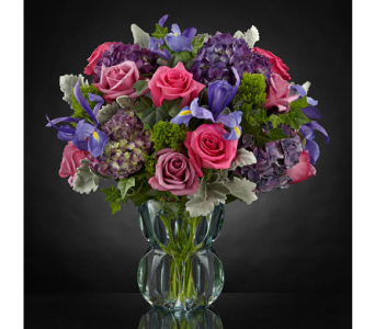 Lavender Luxe in Lewisville TX, D.J. Flowers & Gifts
