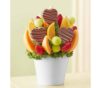 Sweet Pineapple Treat in Mount Morris MI, June's Floral Company & Fruit Bouquets