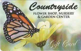 Gift Card in Crystal Lake IL, Countryside Flower Shop