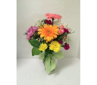 Mom's Flower Vase in Metropolis IL, Creations The Florist