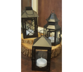 Mini Lanterns in Loudonville OH, Four Seasons Flowers & Gifts