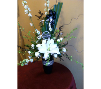 Over The hill in New Iberia LA, Breaux's Flowers & Video Productions, Inc.