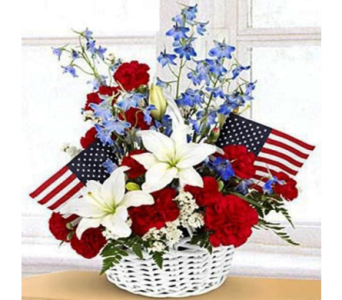 Color of Our Country in Indianapolis IN, George Thomas Florist
