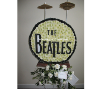 The Beatles in Jersey City NJ, Entenmann's Florist